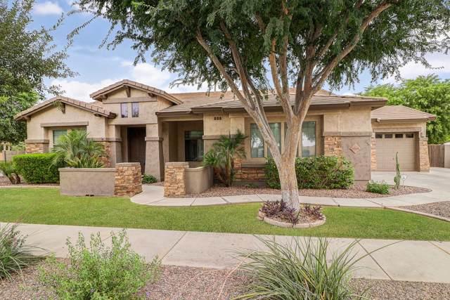 21066 S 187TH Way, Queen Creek, AZ 85142 (MLS #5955035) :: The Garcia Group