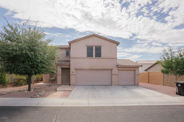 15430 N 170TH Avenue, Surprise, AZ 85388 (MLS #5955055) :: The Laughton Team