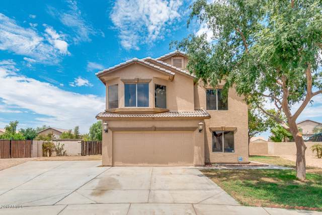 5421 N 104TH Avenue, Glendale, AZ 85307 (MLS #5955075) :: The Laughton Team
