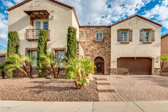 18435 W Palo Verde Avenue, Waddell, AZ 85355 (MLS #5955081) :: CC & Co. Real Estate Team