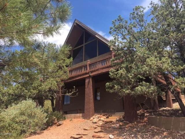 4558 N Mogollon Way, Pine, AZ 85544 (MLS #5955090) :: Devor Real Estate Associates