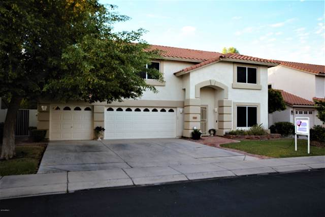 5778 W Windrose Drive, Glendale, AZ 85304 (MLS #5955095) :: The Property Partners at eXp Realty
