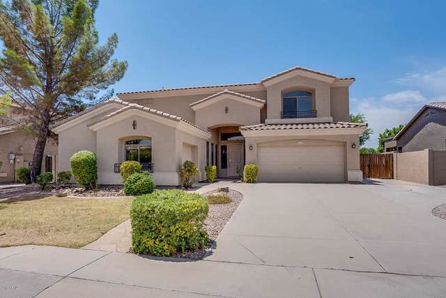2248 S Sorrelle Street, Mesa, AZ 85209 (MLS #5955117) :: Openshaw Real Estate Group in partnership with The Jesse Herfel Real Estate Group