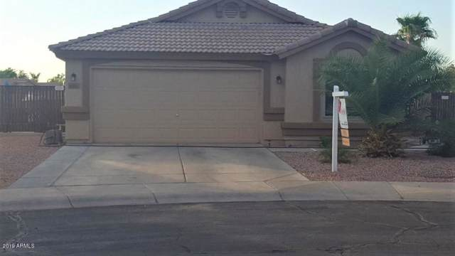 14962 N 132ND Lane, Surprise, AZ 85379 (MLS #5955120) :: The Laughton Team