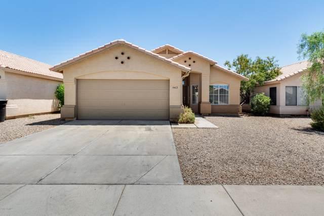 943 E Carla Vista Place, Chandler, AZ 85225 (MLS #5955149) :: Yost Realty Group at RE/MAX Casa Grande