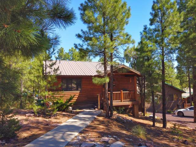 4641 W Cottage Loop, Show Low, AZ 85901 (MLS #5955159) :: The Ford Team