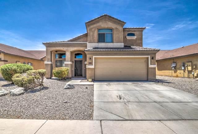 25045 W Vista Norte Street, Buckeye, AZ 85326 (MLS #5955162) :: Devor Real Estate Associates