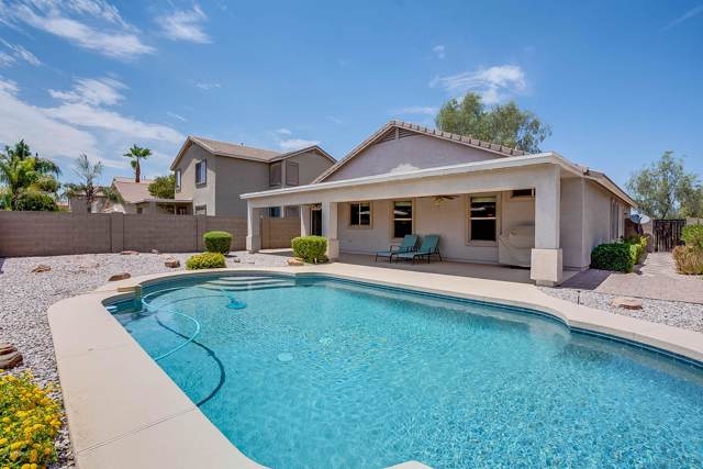 2003 W Jasper Butte Drive, Queen Creek, AZ 85142 (MLS #5955201) :: Openshaw Real Estate Group in partnership with The Jesse Herfel Real Estate Group