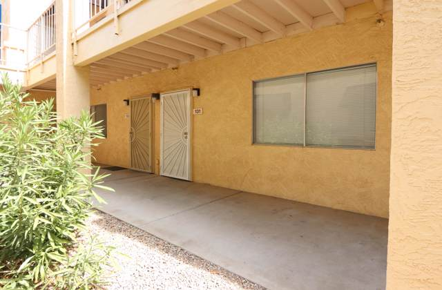 12221 W Bell Road #131, Surprise, AZ 85378 (MLS #5955207) :: The Laughton Team