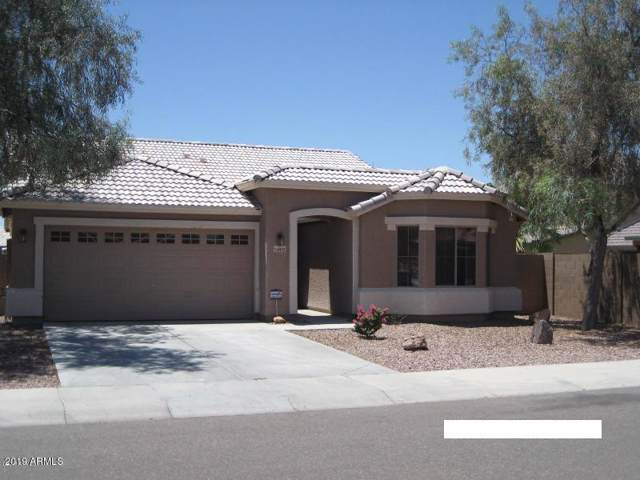 24893 W Wayland Drive, Buckeye, AZ 85326 (MLS #5955210) :: CC & Co. Real Estate Team