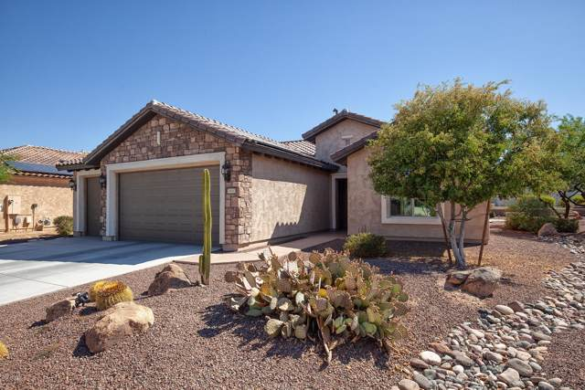 19693 N 271ST Avenue, Buckeye, AZ 85396 (MLS #5955216) :: Devor Real Estate Associates
