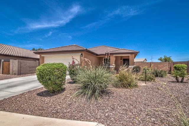 25540 W St Charles Court, Buckeye, AZ 85326 (MLS #5955217) :: Devor Real Estate Associates