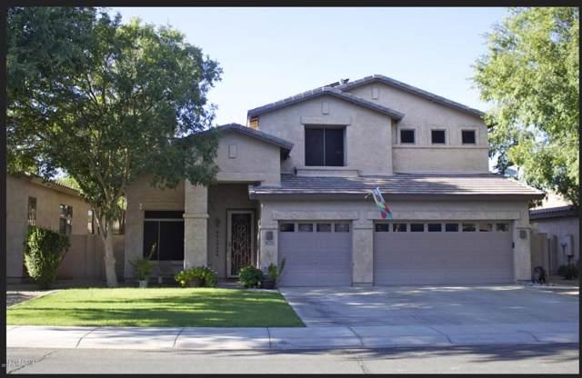 1692 E Bruce Avenue, Gilbert, AZ 85234 (MLS #5955218) :: CC & Co. Real Estate Team