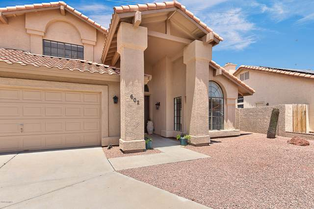 602 E Hearne Way, Gilbert, AZ 85234 (MLS #5955239) :: The Everest Team at eXp Realty