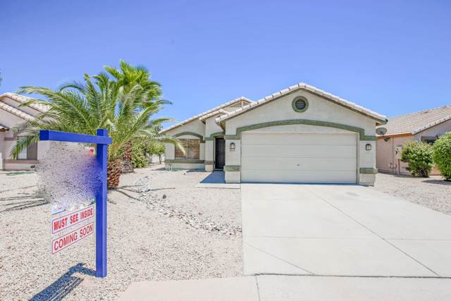 16713 N 159TH Avenue, Surprise, AZ 85374 (MLS #5955241) :: The Everest Team at eXp Realty