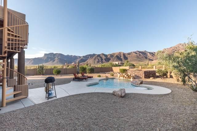 9655 E Saguaro Summit Court, Gold Canyon, AZ 85118 (MLS #5955244) :: The Ford Team