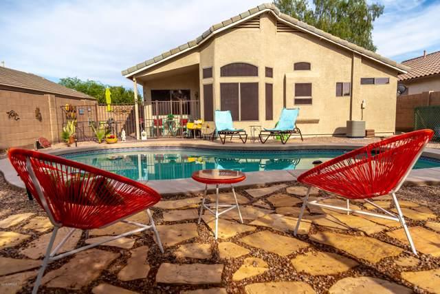 21898 N Braden Road, Maricopa, AZ 85138 (MLS #5955249) :: CC & Co. Real Estate Team