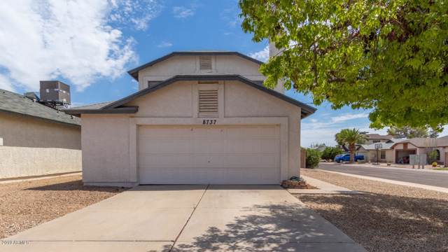 8737 W Bluefield Avenue, Peoria, AZ 85382 (MLS #5955260) :: Yost Realty Group at RE/MAX Casa Grande