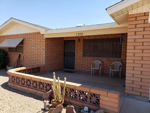 1399 S Palo Verde Drive, Apache Junction, AZ 85120 (MLS #5955273) :: The Kenny Klaus Team