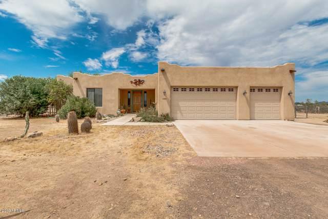 21436 W Hunter Drive, Wittmann, AZ 85361 (MLS #5955279) :: Riddle Realty
