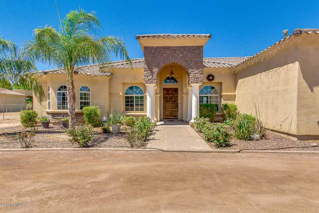 22542 W Desert Lane, Buckeye, AZ 85326 (MLS #5955285) :: The Kenny Klaus Team