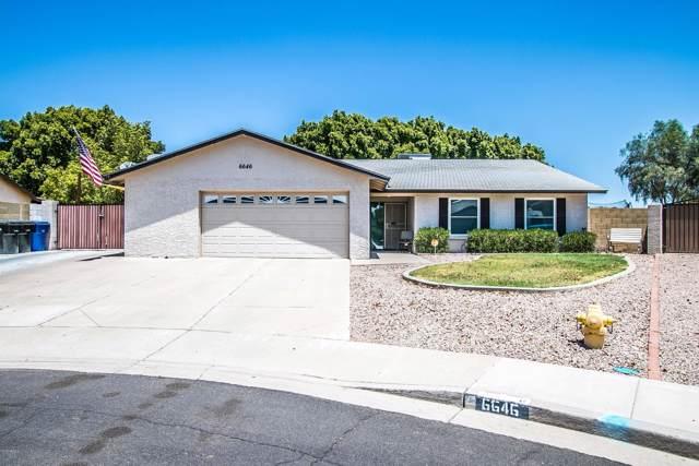 6646 E Fountain Street, Mesa, AZ 85205 (MLS #5955287) :: The Ford Team
