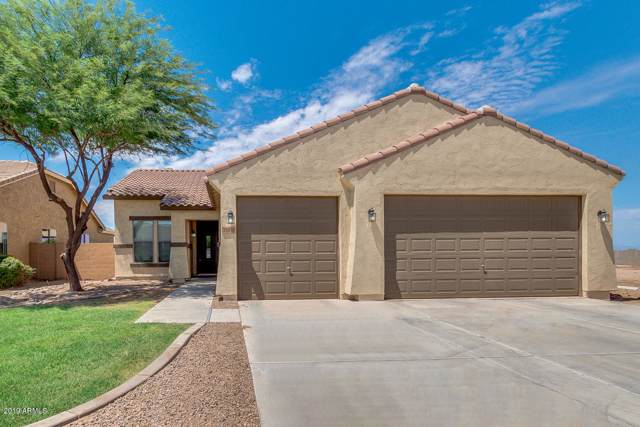 35916 W Catalonia Drive, Maricopa, AZ 85138 (MLS #5955307) :: The Pete Dijkstra Team