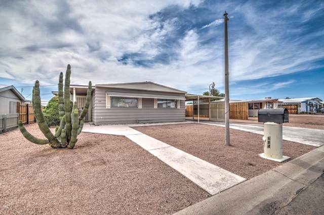 684 S 93RD Place, Mesa, AZ 85208 (MLS #5955315) :: The W Group