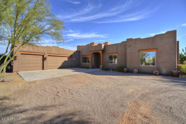 92 N Horned Owl Lane, Saint David, AZ 85630 (MLS #5955320) :: Long Realty West Valley