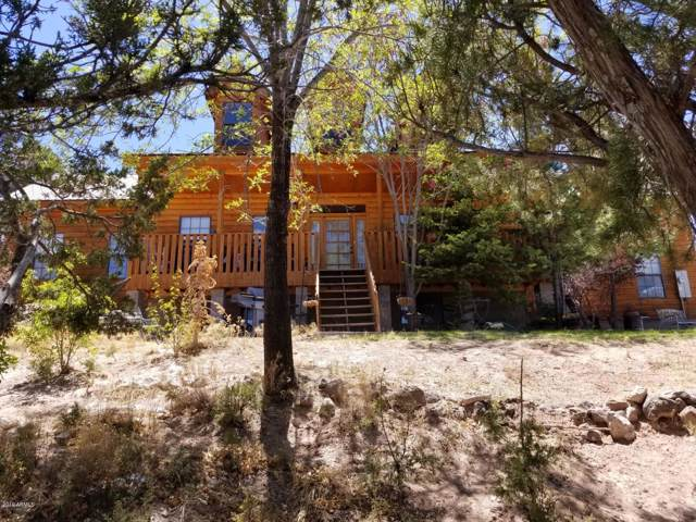 1817 W Snowline Drive, Eagar, AZ 85925 (MLS #5955327) :: The AZ Performance Realty Team
