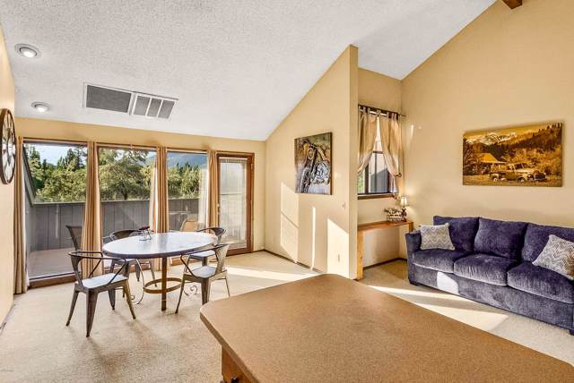 2600 N Valley View Road #110, Flagstaff, AZ 86004 (MLS #5955337) :: Devor Real Estate Associates