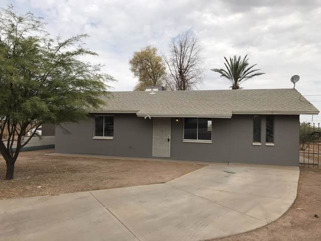 1392 W Rose Place, Casa Grande, AZ 85122 (MLS #5955361) :: Riddle Realty