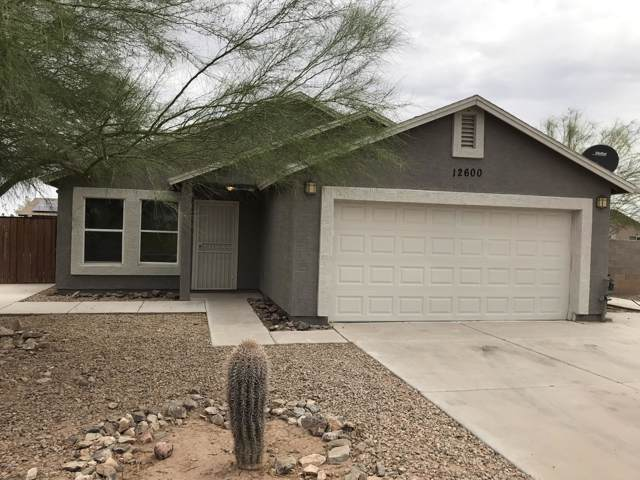 12600 W Madero Drive, Arizona City, AZ 85123 (MLS #5955372) :: Riddle Realty