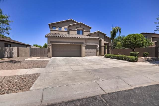 4114 E Reins Road, Gilbert, AZ 85297 (MLS #5955387) :: The Everest Team at eXp Realty