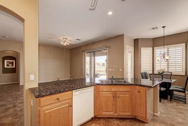 21927 N Lakeside Drive, Maricopa, AZ 85138 (MLS #5955404) :: The Pete Dijkstra Team