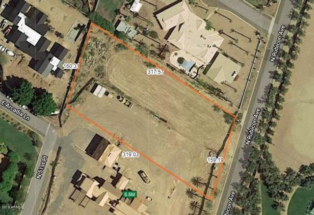 4512 N Rubicon Avenue, Phoenix, AZ 85018 (MLS #5955428) :: Riddle Realty Group - Keller Williams Arizona Realty