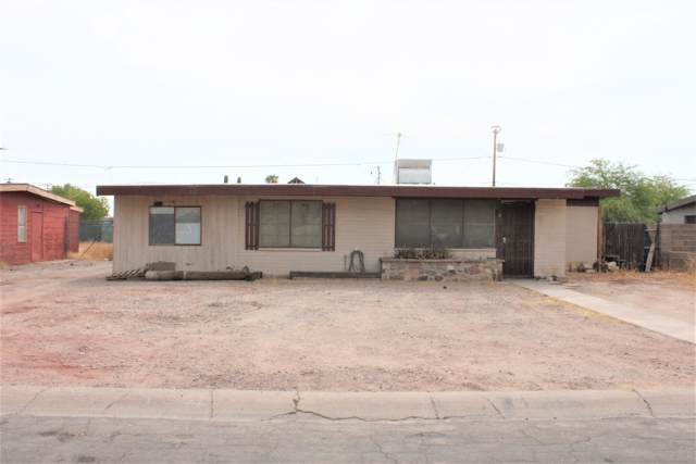 1020 N Coolidge Avenue, Casa Grande, AZ 85122 (MLS #5955436) :: Riddle Realty