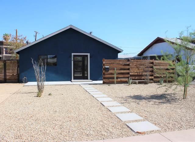 1318 E Brill Street, Phoenix, AZ 85006 (MLS #5955472) :: The W Group