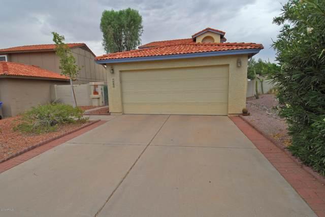 4505 E Monte Way, Phoenix, AZ 85044 (MLS #5955489) :: The W Group