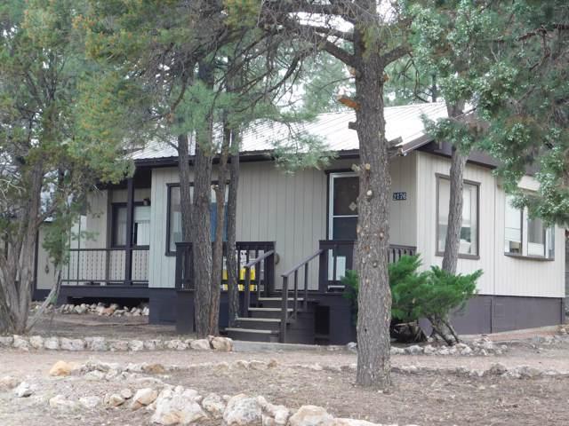2176 Tenderfoot Trail, Overgaard, AZ 85933 (MLS #5955497) :: Klaus Team Real Estate Solutions