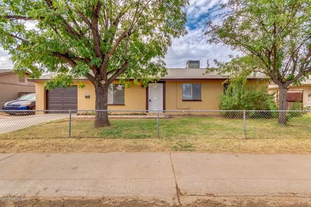 6933 W Camelback Road, Phoenix, AZ 85033 (MLS #5955499) :: The W Group