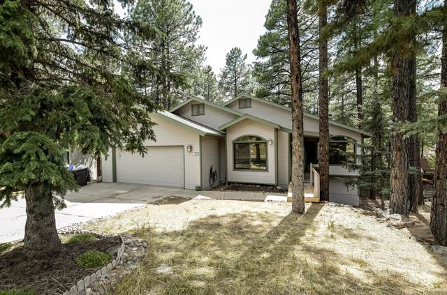 1395 W University Heights Drive S, Flagstaff, AZ 86005 (MLS #5955507) :: Riddle Realty
