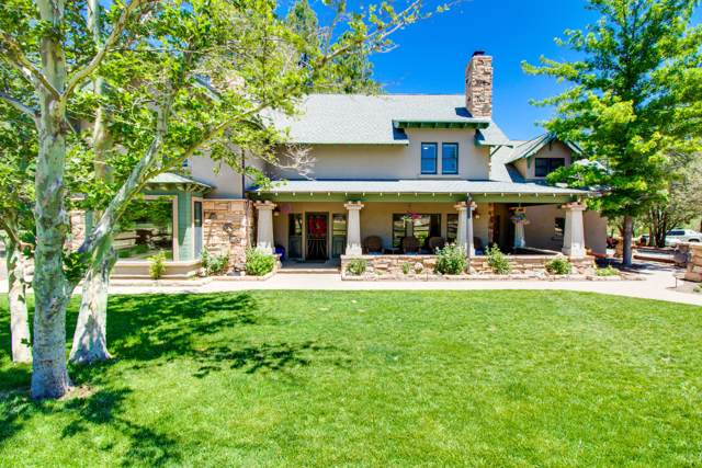 2450 N Shadow Valley Ranch Trail, Prescott, AZ 86305 (MLS #5955537) :: Arizona 1 Real Estate Team