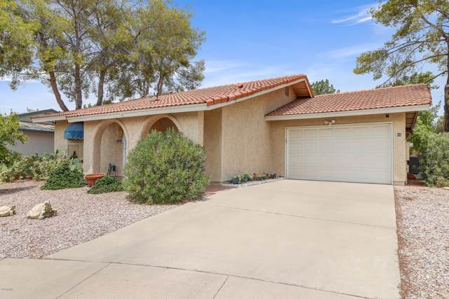 946 Leisure World, Mesa, AZ 85206 (MLS #5955545) :: Yost Realty Group at RE/MAX Casa Grande