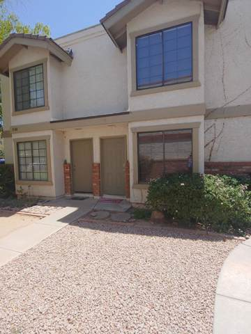 548 S Wilson Street #102, Tempe, AZ 85281 (MLS #5955570) :: Riddle Realty