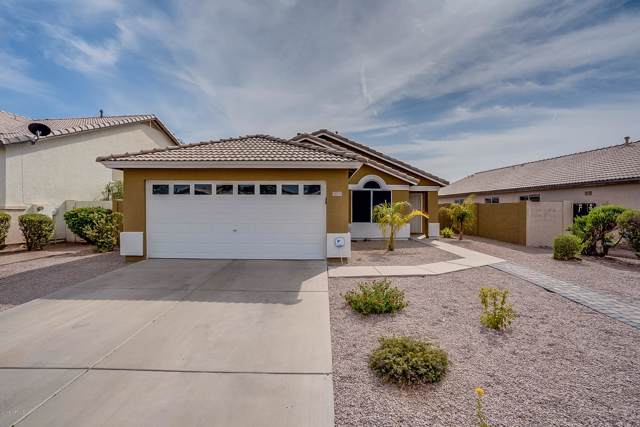 4079 E Libra Avenue, Gilbert, AZ 85234 (MLS #5955583) :: CANAM Realty Group