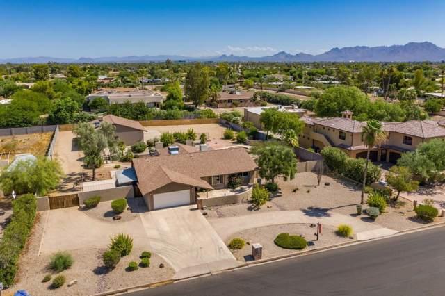 6336 E Mountain View Road, Paradise Valley, AZ 85253 (MLS #5955585) :: Riddle Realty