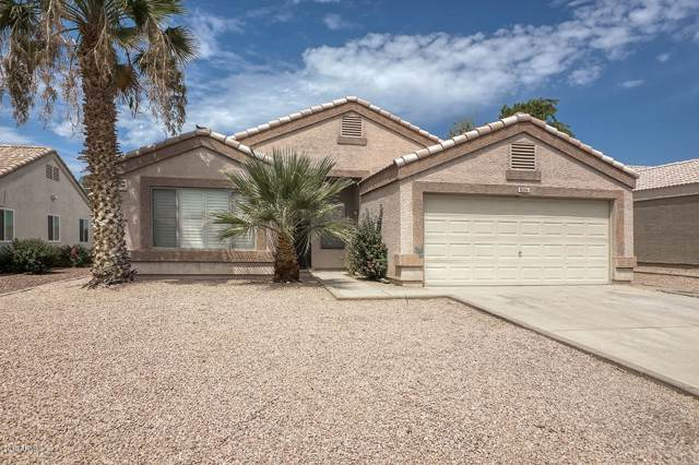 8256 N 112TH Avenue, Peoria, AZ 85345 (MLS #5955586) :: Riddle Realty