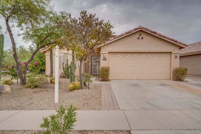 66 N Seville Lane, Casa Grande, AZ 85194 (MLS #5955598) :: Riddle Realty