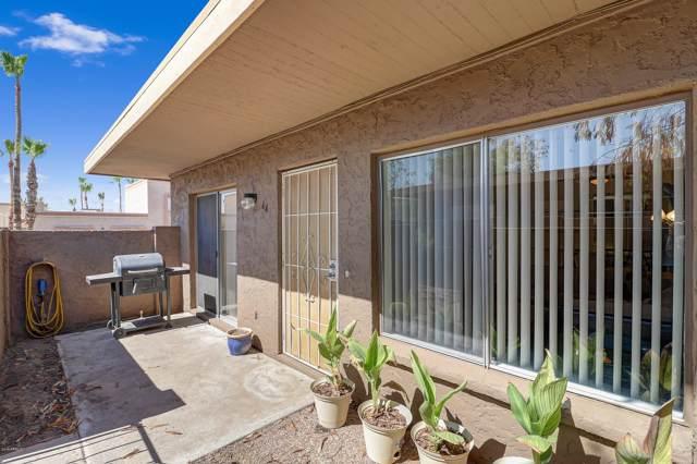 925 W Peoria Avenue #44, Phoenix, AZ 85029 (MLS #5955605) :: Team Wilson Real Estate